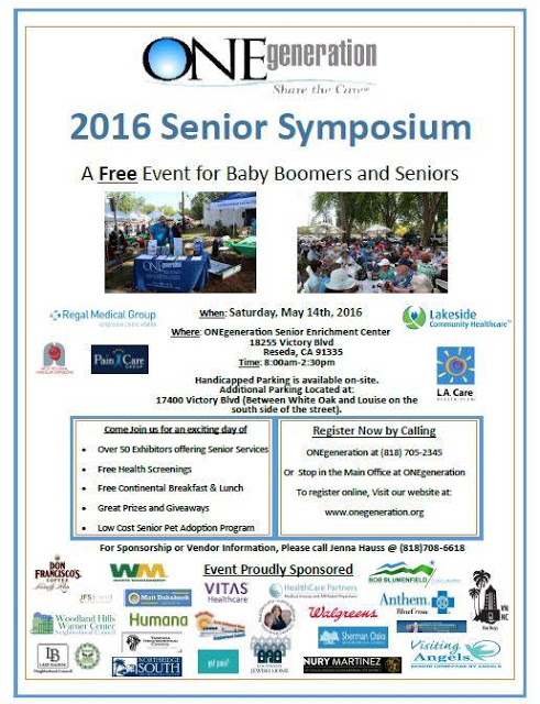 2016 Senior Symposium postcard