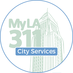 Request Services from MyLA 311 icon